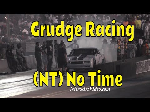 Grudge Heads Up Drag Racing & Grudge Racing (NT) No Time (MGMP)