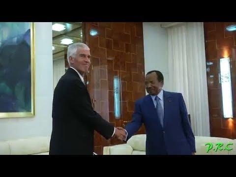 Scandale:  Les Etats-Unis demandent au Président Paul Biya de penser déjà à sa succession.