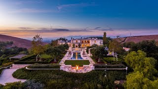 Incredible 85m Celebrity Estate: Westlake Village, California