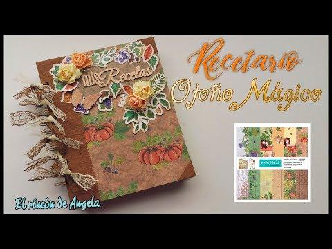 recetario-de-scrapbooking-fácil---otoño-mágico-de-eva-olmo---recetario-cuaderno-de-scrap