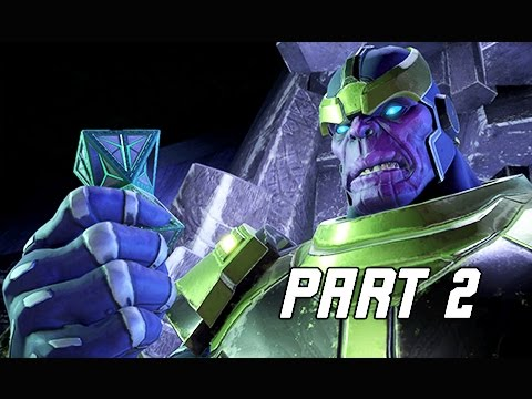 Guardians of the Galaxy Walkthrough Part 2 - THANOS (Telltale Let's Play)