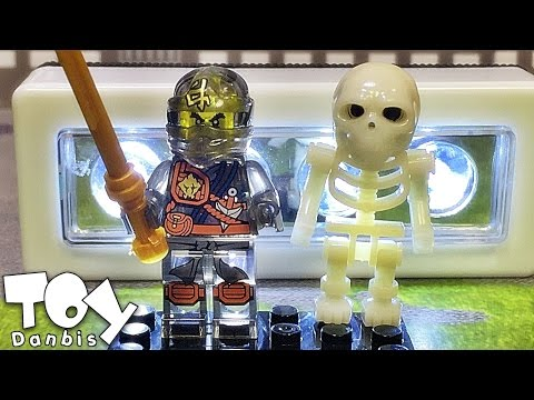 sy 닌자고 투명 콜 야광 해골 레고 짝퉁 미니피규어 Lego knockoff ninjago cole mini figure