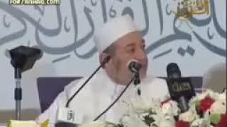 الجدل حول قضية المقامات حلال ام حرام - رد الشيخ حسين عشيش علي الدكتور ايمن سويد