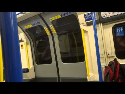 Celebrating 1000 videos 7/7: Piccadilly Line: Bounds Green to Green Park