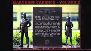 Marching Cadence Volume 2 | The Legendary Drill Instructor