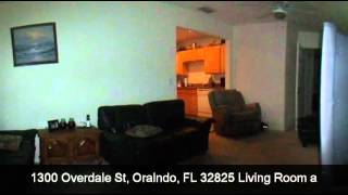 Homes for Sale in Orlando, FL 32825: Short Sale $89K
