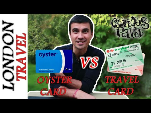 Oyster Card Vs Travelcard Price Comparison, Transport For London