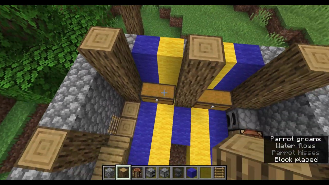 Building Pewdiepie S Minecraft House Outdated Youtube