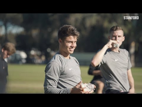 Stanford Men's Soccer: Day in the Life | Logan Panchot
