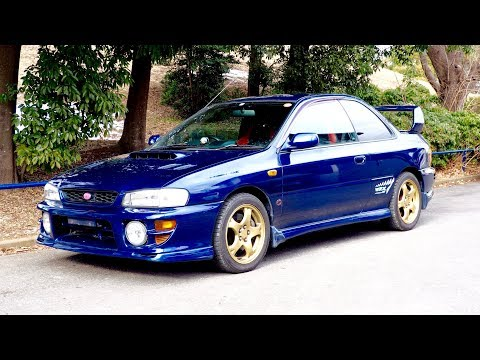 2000 Subaru Impreza WRX STi Type R Version 6 GC8 (UK Import) Japan Auction Purchase Review