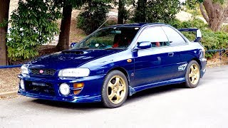 2000 Subaru Impreza WRX STi Type R Version 6 GC8 (UK Import) Japan Auction Purchase Review