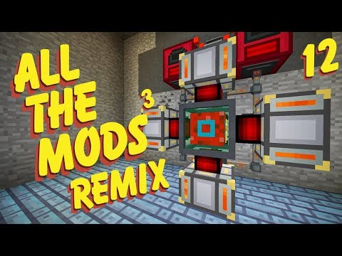 All The Mods 3 Remix Ep  11 Mekanism Power - YouTube