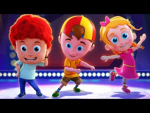 Kaboochi | Dance Song | Cartoon for kids | Kids Songs By Schoolies thumbnail