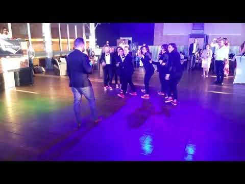 Baile Damas Honor Para Sonia Y Dani En Su Boda
