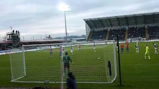 Kenny Miller v Falkirk - Dec 09