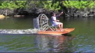 Mini Airboat
