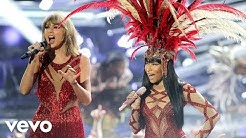 Nicki Minaj & Taylor Swift - Trini Dem Girls, The Night Is Still Young, Bad Blood (MTV VMAs / 2015)