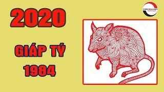 Xem Tử Vi 2020 - Tuổi GIÁP TÝ 1984 Vận Hạn Tài lộc Giàu Sang Phú Quý Năm 2020