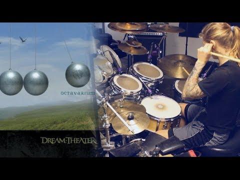 Kyle Abbott - Dream Theater - Octavarium (Drum Cover)