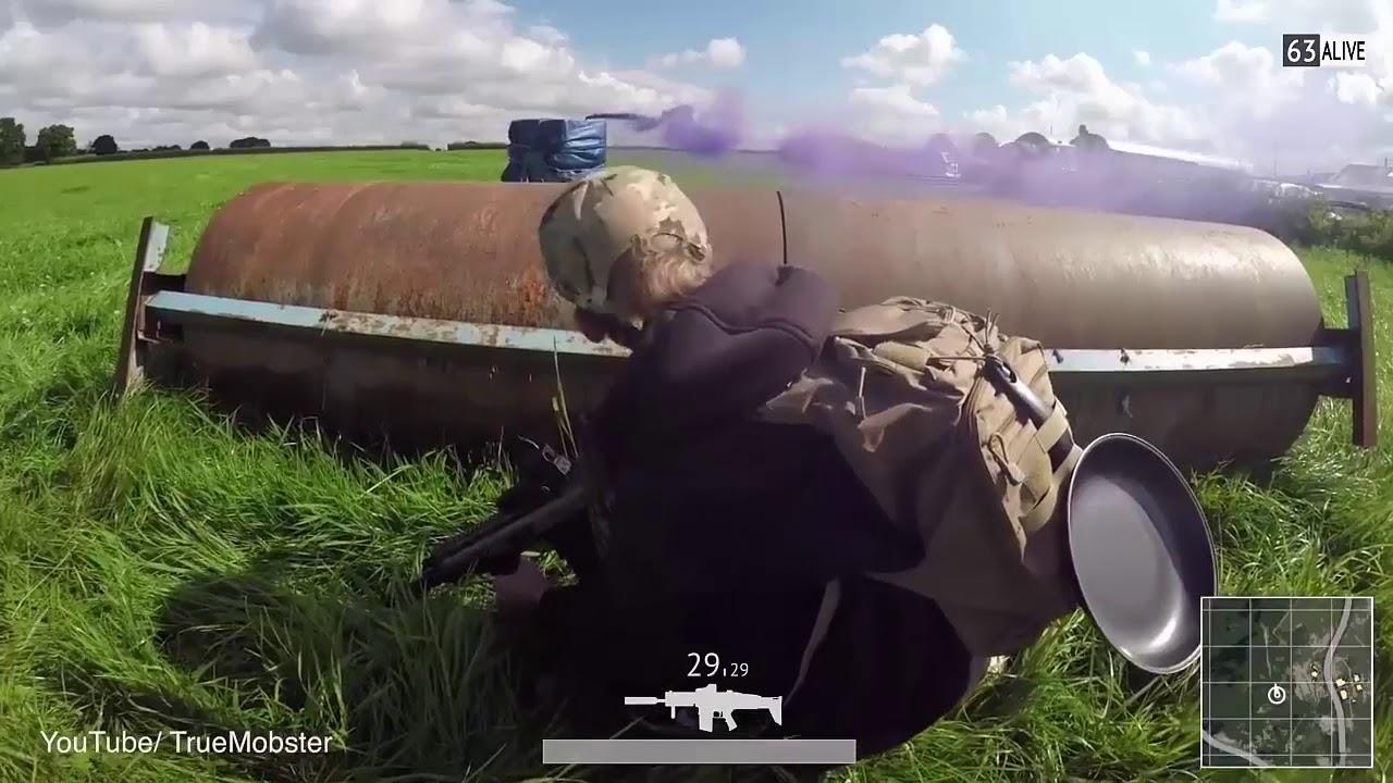 PUBG Battlegrounds PHIÊN BẢN ĐỜI THẬT(Cục Cứt Thần Bí)