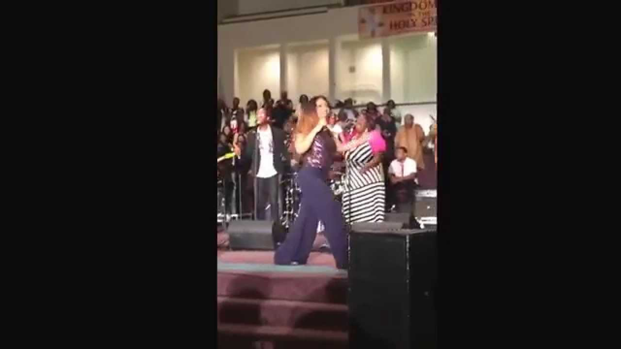 Erica Campbell Singing Helplittle More Jesusyesterday -5430