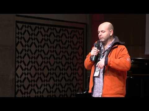 Super-Ação: FRAGILE: Ana Rita Barata and Pedro Sena Nunes at TEDxCascais