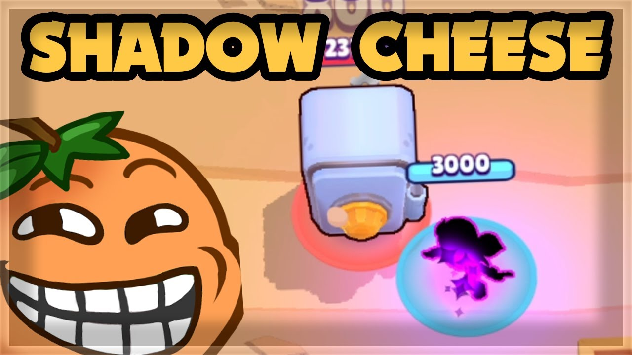 🧀 CHEESING HEIST with ONLY Shadow (Tara Super) 🍊
