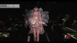 IRIS VAN HERPEN Haute Couture Spring Summer Full Show 2017 Paris by Fashion Channel