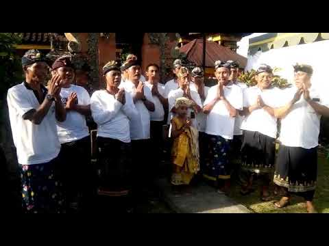 Seka/Grup Seni Tabuh Desa Wanasari, Tabanan Tolak Hoax