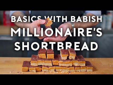 millionaire's-shortbread-|-basics-with-babish