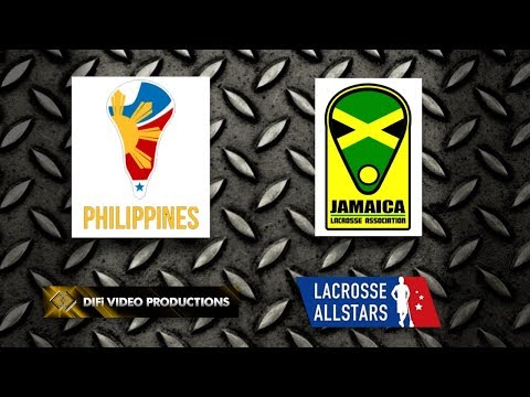 Philippines vs Jamaica | International Lacrosse Showdown