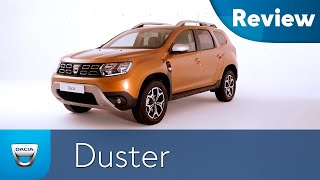 Dacia DUSTER review 2019: SUV compatto 4x4 | Video in italiano