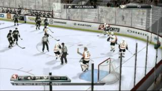 CGR Undertow - NHL 2K11 for Nintendo Wii Video Game Review