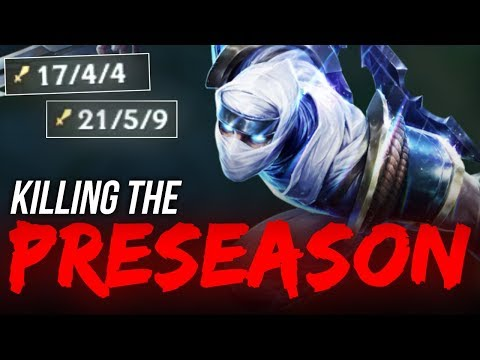 LL Stylish - KILLING THE PRESEASON