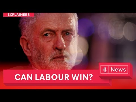 Election 2017: Can Labour win under Jeremy Corbyn?