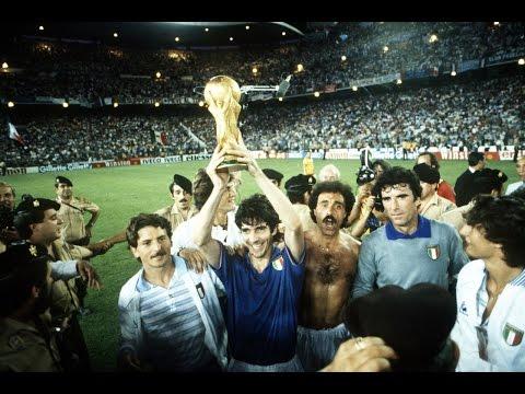 World Cup Legends   Paolo Rossi & Karl-Heinz Rummenigge