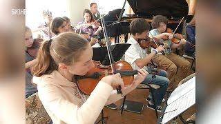 Ученики музыкальной школы №5 представят Татарстан на фестивале в Италии