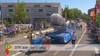 Jugendfest Villmergen 2018 | Der Umzug - JUVI 2018 | 4. Teil von 4