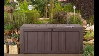 Garden Storage Garden Storage Bench