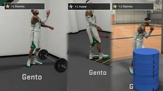 NBA 2k17 MyCAREER - How To Get a +1 Attribute Boost EVERY Practice Tutorial!