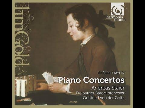 Joseph Haydn, Konzert für Klavier und Streicher G-dur, Andreas Staier