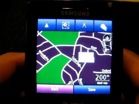 Samsung Epix i907, a 2009 Windows 6.1 Mobile Phone!