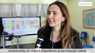 No dia 19 de agosto, a Escola Judiciária Eleitoral do Rio Grande do Sul retornou ao Colégio João XXIII, em Porto Alegre, para realizar o segundo turno da ...