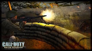 Call of Duty: United Offensive - Movie - Full Game / HD 60