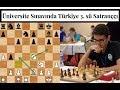 Üniversite Sınavında Türkiye 3. sü Satranççı (YKS)