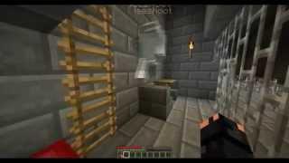 Minecraft Filmas - Kalejimo Begliai - Lietuviskai !