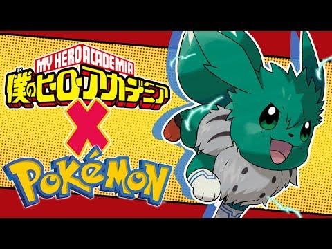 My Hero Academia X Pokémon - Classe 1A! (#Whatif)