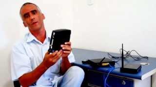 como configurar roteador junto com modem adsl ou cabo