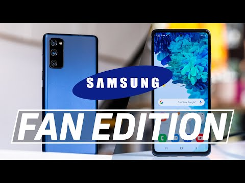 Samsung Galaxy S20 FE (Fan Edition) first look!