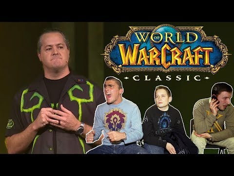 Vanilla Private Servers React to World of Warcraft: Classic
